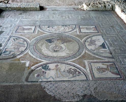 Carranque mosaico romano