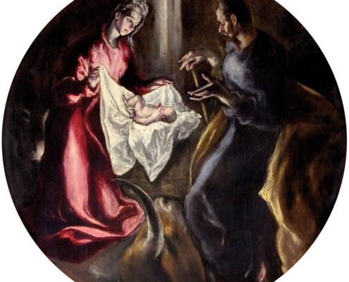 El Greco, La Natividad