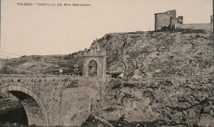 Toledo hace años